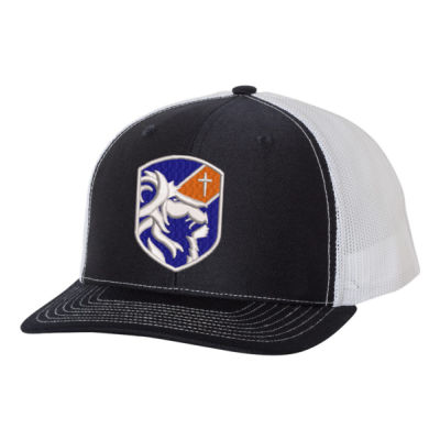 Richardson - Trucker Snapback Cap - Embroidered Logo Thumbnail