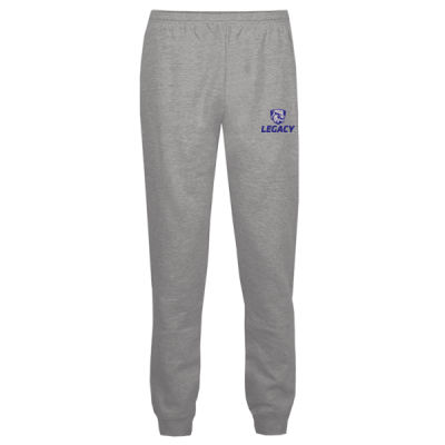 Badger - Youth Athletic Fleece Jogger Pants - Embroidered Logo Thumbnail