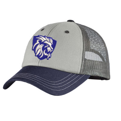 District - Tri-Tone Mesh Back Cap - Embroidered Logo Thumbnail